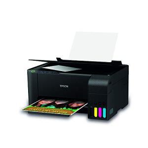 [Prime] Impressora Multifuncional, Epson, EcoTank L3110, Tanque de Tinta R$ 599