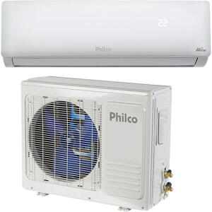 [R$1.055 AME+CC Sub] Ar Condicionado Philco Split Inverter 12000 BTUs Frio   R$1.319