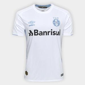 Camisa Grêmio II 19/20 s/nº Torcedor Umbro Masculino   R$180