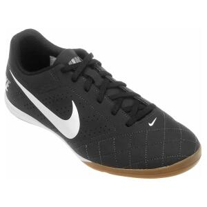 Chuteira Futsal Nike Beco 2 Futsal - Preto e Branco | R$100