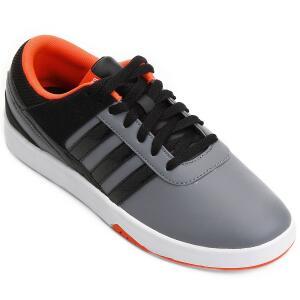 Tênis Adidas Park St Kflip - Cinza e Preto - Tam. 38 | R$270