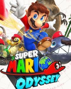 Super Mario Odyssey - Nintendo Switch - Loja Australiana | R$177