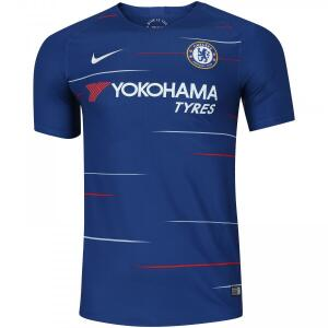 Camisa Chelsea I 18/19 Nike - Tam. P ou GG | R$158