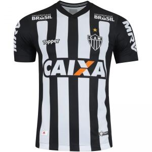 Camisa do Atlético-MG I 2018 Topper - Masculina | R$140
