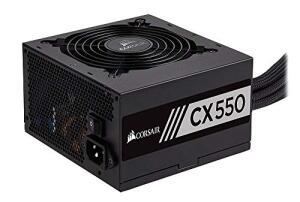 Fonte Corsair CX550 80 Plus Bronze   R$293