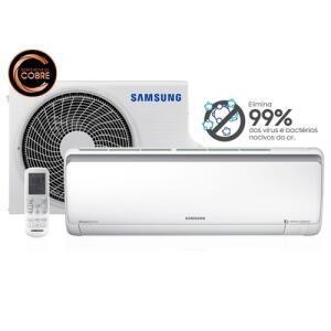 Ar Condicionado Split Samsung Digital Inverter 11.500 Btus Frio | R$1.471