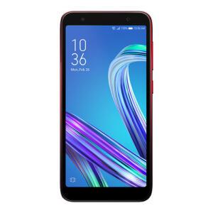 "Smartphone Asus Asus Zenfone Live (l1) 2gb/32gb Octacore Android 8.0 4g Tela 5.5"" Câmera 13mp+5mp Vermelho"