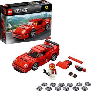 [Amazon Prime] LEGO Speed Champions Ferrari F40 | R$68
