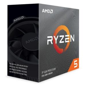 [CC Americanas+APP] Processador Amd Ryzen 5 3600 3.6ghz Cache 32mb Yd3600bbafbox | R$899