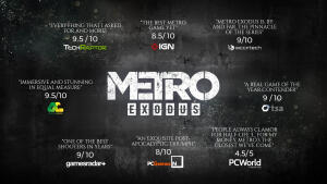 Metro Exodus - Standard Edition | R$38