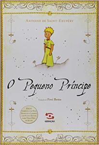 [Livro] O Pequeno Príncipe - Edição de Luxo (capa dura) | R$18