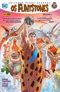 HQ   Os Flintstones - Volume 1   R$5