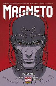 HQ | Magneto. Infame (capa dura) - R$6