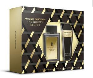 Kit Perfume The Golden Secret 100ml - Antonio Banderas