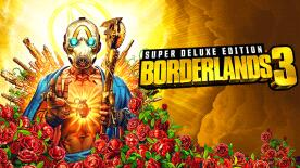 Borderlands 3 Super Deluxe Edition - R$188