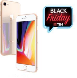 Apple iPhone 8 64GB (Plano Tim Black 100GB)