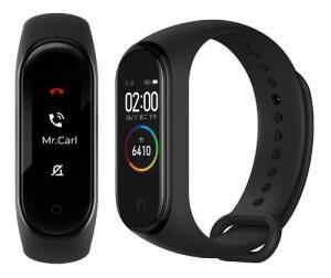 [Enviado Internacional] Smartwatch Xiaomi Mi Band 4 Global - R$165