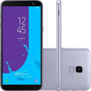 Smartphone Samsung Galaxy J6Smartphone Samsung Galaxy J6 32GB - R$799