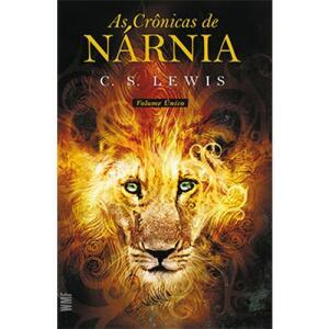 As crônicas de Nárnia - volume único - R$12
