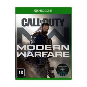 Game Call Of Duty MW Microsoft Xbox One - R$148