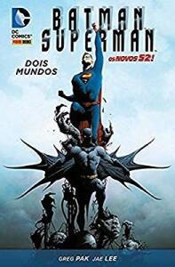 Batman Superman: 2 mundos - Capa dura