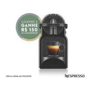 Nespresso Inissia + R$150,00 em cápsulas