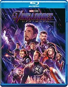 Vingadores: Ultimato (Blu-ray)