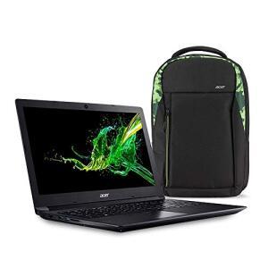 Kit Notebook Acer Aspire 3 + Mochila Green, A315-41-R790, AMD Ryzen 3