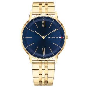 Relógio Tommy Hilfiger Masculino Aço Dourado