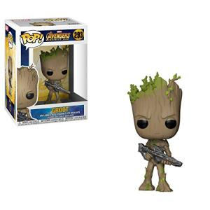 Funko POP! Groot Avengers Infinity War Vingadores | R$64