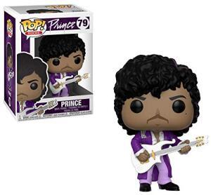 FUNKO POP! ROCKS: Prince - Purple Rain | R$67