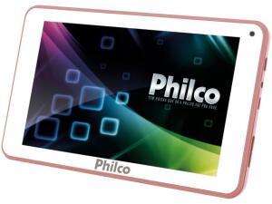 "Tablet Philco PTB7QRG 8GB 7"" Wi-Fi - Android 7.1.2 Nougat Quad Core | R$252"