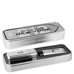 Perfume 212 VIP Men 50ml + shower gel 75ml | R$ 187