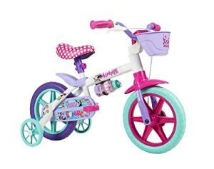Bicicleta Caloi Minnie Aro 12