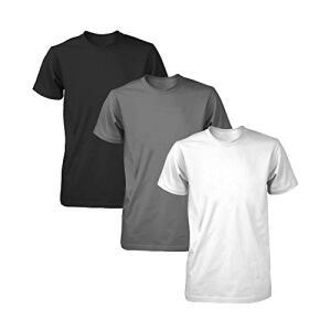 (PRIME) - Kit 3 Camisetas Básicas Fitness Part.B Masculina