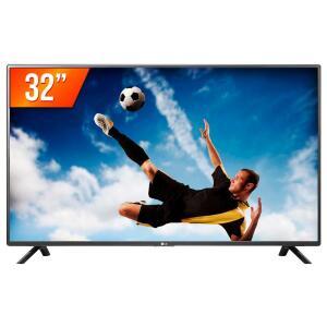 "TV LED 32"" LG 32LW300C HD 1 HDMI 1 e USB Conversor Digital R$ 879"