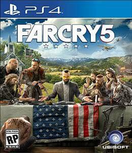 Far Cry 5 - PS4 (Mídia Física)