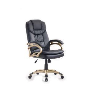 Cadeira de Escritório Presidente Giratória Clark Preta R$530