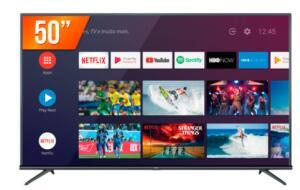 Smart TV LED 50' Ultra HD 4K TCL
