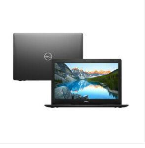 "Notebook Dell Intel Core i3 4GB 1TB Tela 15.6"" Linux"