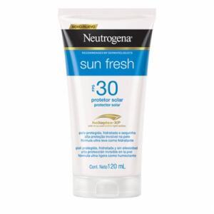 Protetor Neutrogena Sun Fresh Fps30 120ml | R$14