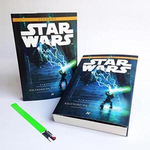 Star Wars - Ascensão da Força Sombria: 2º da trilogia Thrawn | R$7