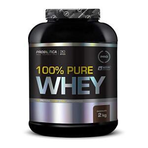 100% Pure Whey - Chocolate, Probiótica, 2KG