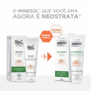 Neostrata Minesol Oil Control Fps 30 40g | R$ 60