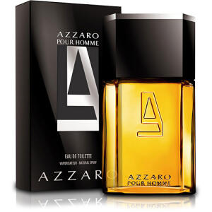 Perfume Azzaro Pour Homme Eau de Toillete Vapo Masculino 30ml