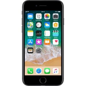 iPhone 7 32GB Preto Matte 4G Tela 4.7 Retina | R$1989