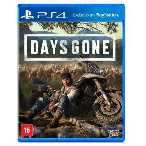 Days Gone - PS4 (Frete Grátis - Prime)
