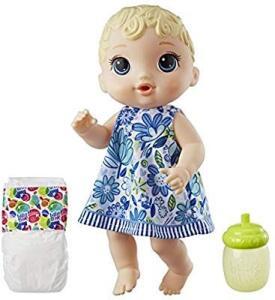 Boneca Baby Alive Hora do Xixi Hasbro frete prime
