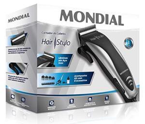 Cortador de Cabelos Hair Stylo, Mondial, CR-02 - R$36
