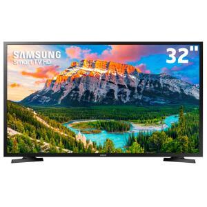 "Smart TV LED 32"" HD Samsung 32J4290 - R$854"